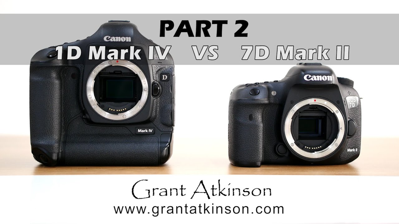 Canon 7d Mark 2 Compared To Canon 1d Mark 4