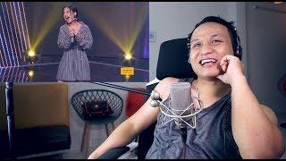 Anh Bảo React Lâm Bảo Ngọc - If   Vòng Giấu Mặt   The Voice  2019- Giọng Hát Việt