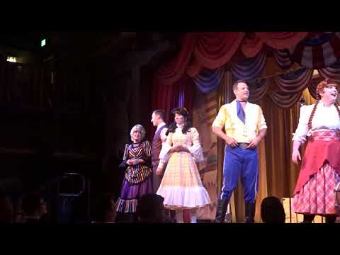 Disney's Hoop Dee Doo Review 2017
