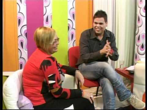 Entrevista en Canal 7 Tv a Mary Carmen Artiles