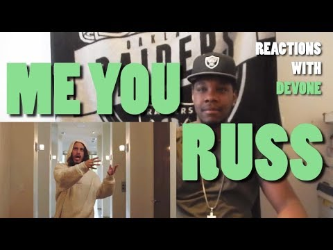 Russ - Me You | Reactions with Devone