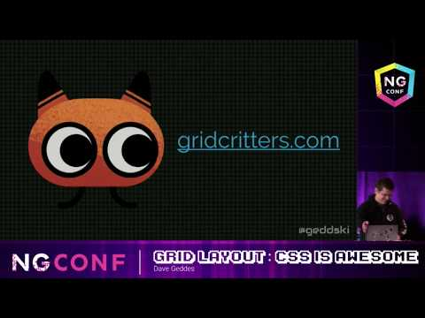 Grid Layout: CSS is Awesome - Dave Geddes