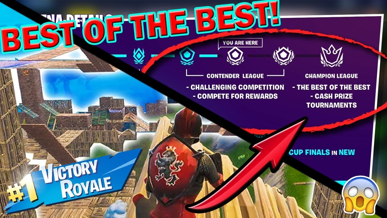 Contender League Fortnite Prizes - Cheats And Hacks For ...