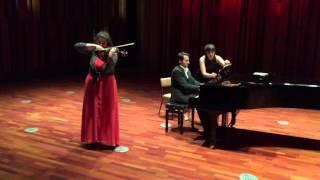 Concerto de Laureados - 2016 - Violino