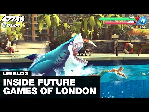 [UBIBLOG] - The story of Future Games of London (FGoL)