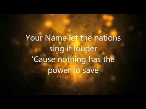 Your Name, Paul Baloche