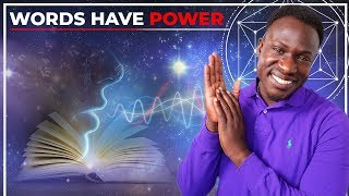 How to Talk What You Want Into Reality (Ultimate Word Power Secrets!)