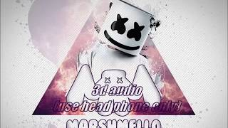 Marshmello ft. Avicii and Hardwell - Before You Go 3d audio