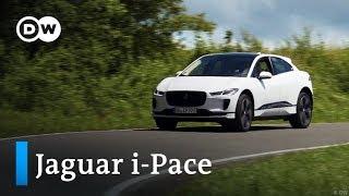 Sauber: Jaguar i-Pace   Motor mobil