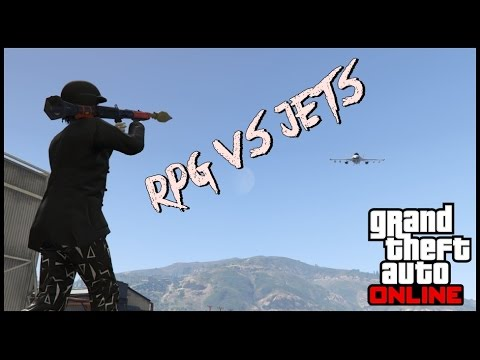 ☣ RPG Vs JETS ☣ I SPECIAL FOR 200 SUBS .