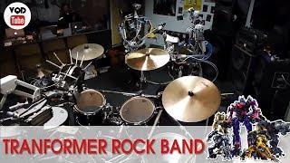Khi các Transformer thành lập ban nhạc Rock || VQD Tube