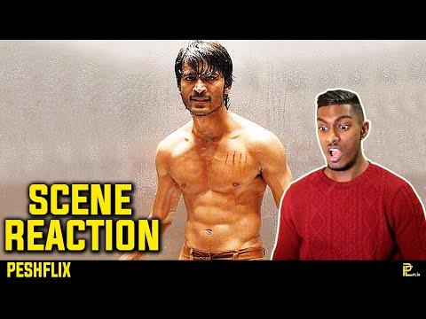 Polladhavan Climax Fight Scene Reaction   Vada Chennai Discussion   Dhanush   PESHFlix Entertainment