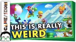 The Weirdness of Super Mario EXPLAINED! | Game/Show | PBS Digital Studios