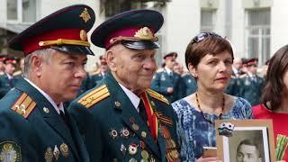В Главной военной прокуратуре состоялась церемония открытия памятника военным прокурорам