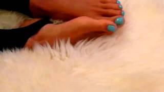 Sue's Sexy Feet