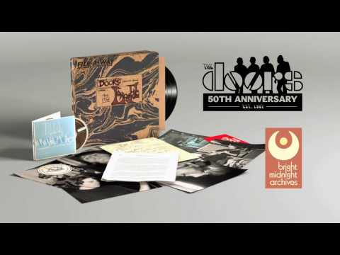 "John Densmore ""The Doors Live From The London Fog"" Unboxing Video Thumbnail image"