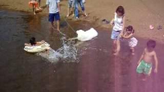 夏、猪苗代へ旅行へ行ったときの動画ー http://assh.seesaa.net/