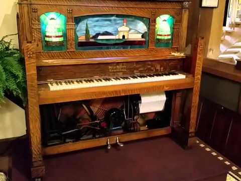 Player Piano - Music House Museum