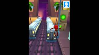 Subway Surfers Hack Gameplay #1