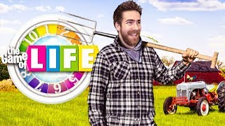 Video I QUIT YOUTUBE TO BECOME A FARMER - THE GAME OF LIFE download MP3, 3GP, MP4, WEBM, AVI, FLV Juni 2018