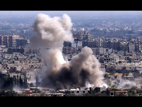 Syrien Krieg -