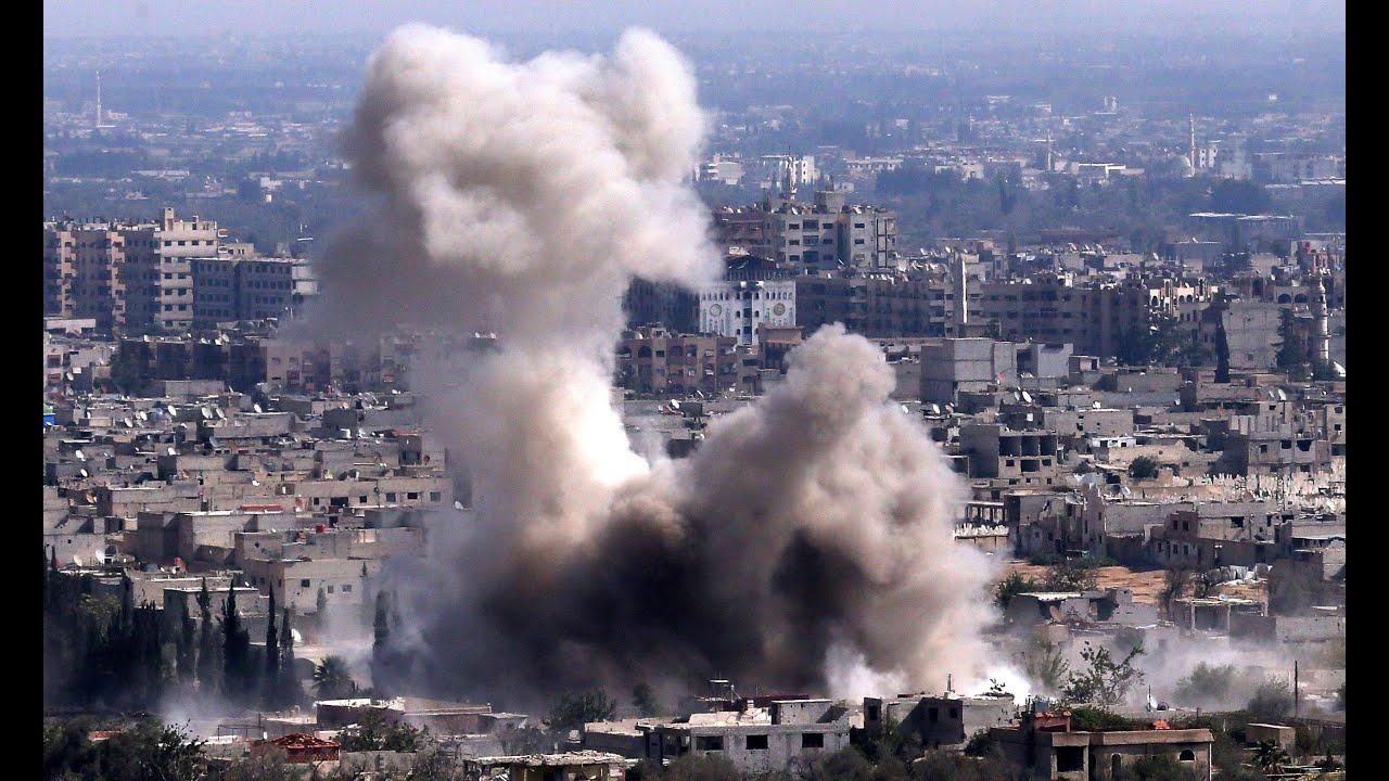 Dokumentation Syrien