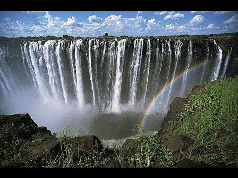 Victoria Falls Zimbabwe Africa | Visit victoria falls documentary | Travel Videos Guide