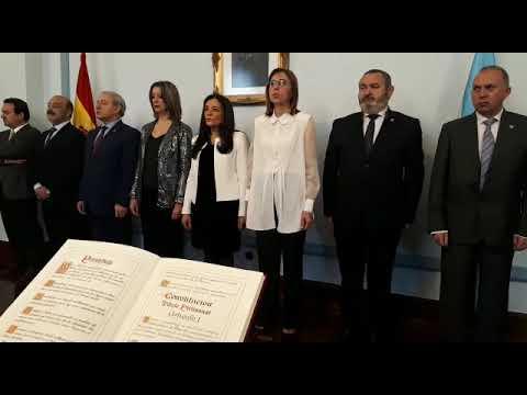 Celebración del Día de la Constitución en Lugo