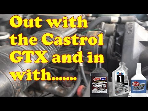 1989 Chevy K1500  Drop the Castrol oil and switch to Mobil 1? Amsoil? Redline?