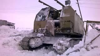 видео Гусеничный кран РДК 250