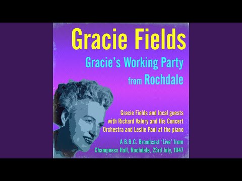 Gracie's Working Party, Rochdale: Sally