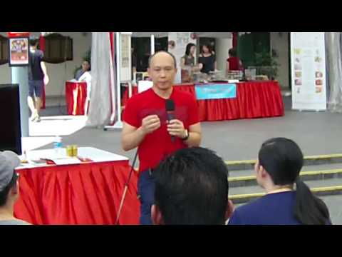Bishan Community Club - Demo and Talk