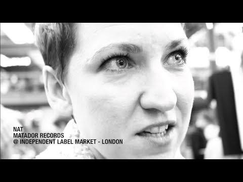 Matador Records Interview - Independent Label market - London