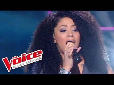 Céline Dion – Je sais pas | Lucyl Cruz | The Voice France 2016 | Prime 1