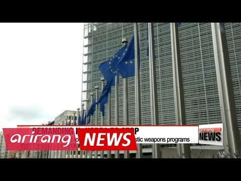 EU to demand N. Korea end nuclear, missile programs