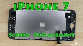 iPhone 7 Screen Replacement Reassembly
