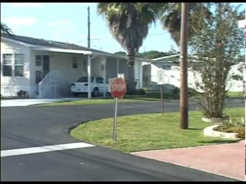 Georgetowne Manor  55+ Senior Park, Lakeland Florida - Polk County