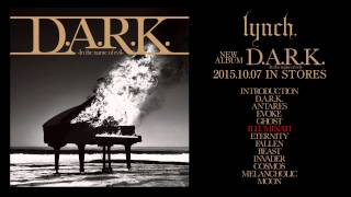 「D.A.R.K. - In the name of evil - 」全曲試聴動画
