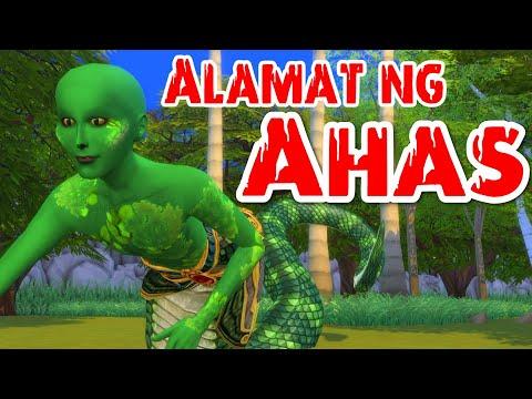 Alamat ng Ahas | Kwentong Pambata Tagalog | Kwentong Pambatang May Aral | Filipino Fairy Tales