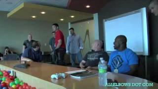 MMA Fighter Mayhem Miller flips out on EA Sports MMA programmers