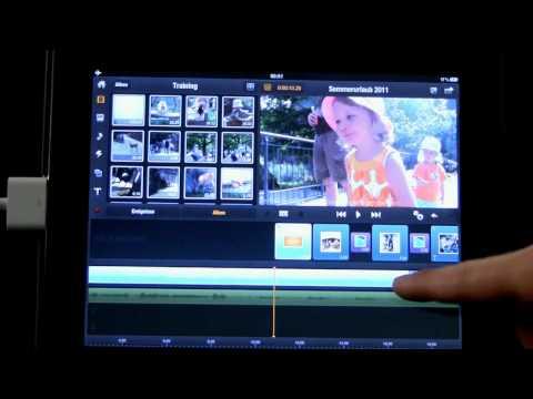 12 Avid Studio iPad Effekte und Bild in Bild mit Montagethemen