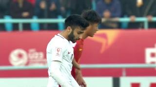 China vs Qatar AFC U23 Championship Group Stage