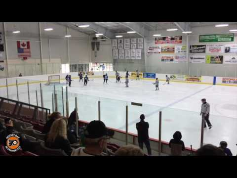 Week FOUR - Hockey Day in Orangeville - Peewee - Blue vs Silver