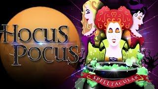 Hocus Pocus Themed Resin Pour  part 2