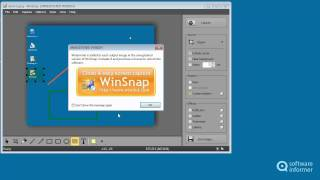 WinSnap video tutorial
