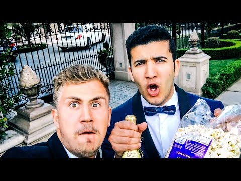 WE CRASHED A BILLIONAIRE'S OSCARS 2017 PARTY | Yes Theory