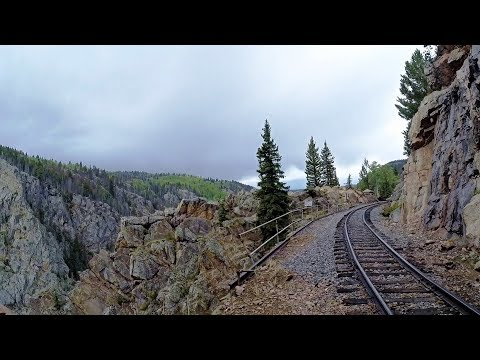 Cumbres and Toltec Scenic Railroad - Guard's Eye View - Part 2 – Osier to Antonito