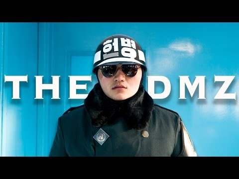 THE DMZ  | Strange Trip To NORTH KOREA Border