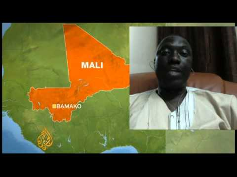 Looting ravages post-coup Mali