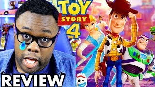 TOY STORY 4 - Movie Review